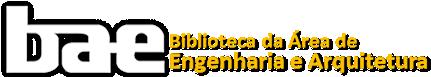 Logo Biblioteca da Área de Engenharia e Arquitetura